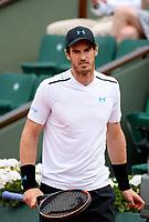 Internationaux de tennis de Roland Garros - Paris - Andy Murray