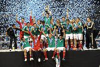 Mexico vs Honduras April 02 2012
