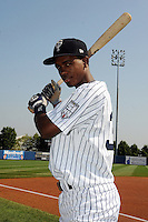 Staten Island Yankees infielder Claudio Custodio (30) during game against the Auburn Doubledays at Richmond County Bank Ballpark at St.George on August 2, 2012 in Staten Island, NY.  Auburn defeated Staten Island 11-3.  Tomasso DeRosa/Four Seam Images