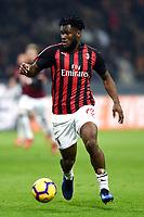 Frank Kessie of AC Milan <br /> Milano 22-02-2019 Stadio Giuseppe Meazza in an Siro Football Serie A 2018/2019 AC Milan - Empoli <br /> Foto Image Sport / Insidefoto