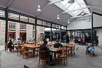 Einkaufszentrum Liberty Wharf Center in  St.Helier, Insel Jersey, Kanalinseln