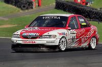 1998 British Touring Car Championship. #98 John Cleland (GBR). Vauxhall Sport. Vauxhall Vectra 16v.