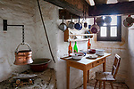 Deutschland, Bayern, Niederbayern, Deggendorf: die Tuermerstube im alten Rathaus | Germany, Lower Bavaria, Deggendorf: warder's living room in the tower of the Old Townhall