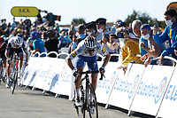 3rd September 2020; Le Teil to Mont Aigoual , France. Tour de France cycling tour, stage 6; Deceuninck - Quick Step Alaphilippe, Julian Mont Aigoual