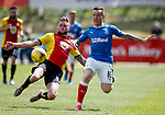 Christie Elliot and Barrie Mckay