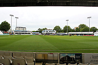 General view of the ground ahead of Essex CCC vs Kent CCC, Specsavers County Championship Division 1 Cricket at The Cloudfm County Ground on 27th May 2019