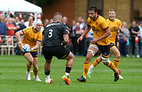 Thursday 9th September 20218 <br /> <br /> Michael Lowry during the pre-season friendly between Saracens and Ulster Rugby at the Honourable Artillery Company Grounds, Armoury House, London, England. Photo by John Dickson/Dicksondigital