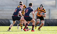 Monday 27th February 2017 | ULSTER SCHOOLS CUP SEMI-FINAL<br /> <br /> Pierce McLernon during the Ulster Schools Cup Semi-Final between RBAI and Ballymena Academy  at Kingspan Stadium, Ravenhill Park, Belfast, Northern Ireland. <br /> <br /> Photograph by John Dickson | www.dicksondigital.com