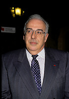 1995 File Photo -  Andre Berard, President Banque Nationale