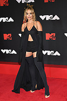 NEW YORK, NY- SEPTEMBER 12: Rita Ora at the 2021 MTV Video Music Awards at Barclays Center on September 12, 2021 in Brooklyn,  New York City. <br /> CAP/MPI/JP<br /> ©JP/MPI/Capital Pictures