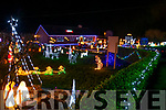 Purcell's Annual Christmas lights were turned on at Sunhill in Killorglin on Sunday evening raising funds for Killorglin Recovery Haven & Killorglin Hospice