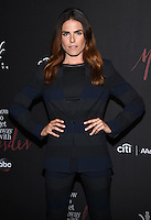 Karla Souza @ the 'How To Get Away With Murder' Season 3 Premiere held @ the Grove Pacific theatre. September 20, 2016