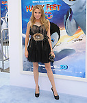 E.G. Daily  at The Warber Bros. Pictures'  World Premiere of HAPPY FEET TWO held at The Grauman's Chinese Theatre in Hollywood, California on November 13,2011                                                                               © 2011 Hollywood Press Agency