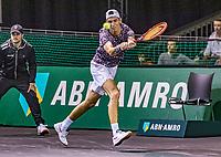 Rotterdam, The Netherlands, 9 Februari 2020, ABNAMRO World Tennis Tournament, Ahoy, Qualyfying match: Alexei Popyrin (AUS)<br /> Photo: www.tennisimages.com