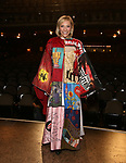 """Erica Mansfield during the Broadway Opening Night Legacy Robe Ceremony honoring Erica Mansfield for  """"Kiss Me, Kate""""  at Studio 54 on March 14, 2019 in New York City."""