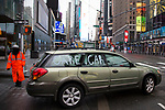Car Protest demanding to release ICE detainees in NY due to Coronavirus