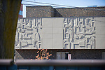 Modern Art on Building