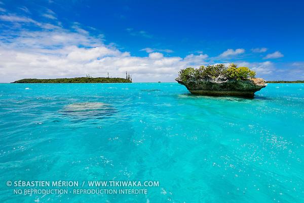 Baie des Crabes, Gadji, Ile des Pins, Nouvelle-Calédonie