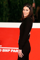 The Italian model and influencer Paola Turani poses for photographers on the red carpet of the 15th edition of Rome film Fest.<br /> Rome (Italy), October 15th 2020<br /> Photo Samantha Zucchi Insidefoto