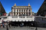 Opera Garnier. Palais Garnier. City of Paris. Paris