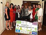 Team Carrie Dinner 2014