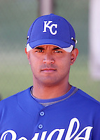 Christian Colon - Kansas City Royals - 2010 Instructional League.Photo by:  Bill Mitchell/Four Seam Images..