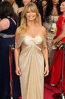 HOLLYWOOD, LOS ANGELES, CA, USA - MARCH 02: Goldie Hawn at the 86th Annual Academy Awards held at Dolby Theatre on March 2, 2014 in Hollywood, Los Angeles, California, United States. (Photo by Xavier Collin/Celebrity Monitor)
