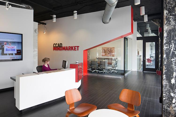 Columbus College of Art & Design MindMarket | Acock Associates Architects