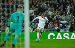 Real Madrid CF's Mariano Diaz seen in action during La Liga match. Mar 01, 2020. (ALTERPHOTOS/Manu R.B.)