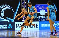 211011 Cadbury Netball Series - NZ Silver Ferns v Aotearoa Men