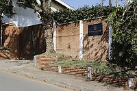 Atibaia - SP, 18/06/2020 - Atibaia (SP), 18/06/2020 - Prisao Queiroz - Chacara onde Fabricio Queiroz, foi preso, na cidade de Atibaia, interior de Sao Paulo, ele estava no imovel do advogado Frederick Wassef, que presta servicos ao filho do presidente da Republica, Jair Bolsonaro (sem partido). Segundo o caseiro, ele estava na casa ha mais de um ano.. Foto: Denny Cesare/Codigo 19 (Foto: Denny Cesare/Codigo 19/Codigo 19)