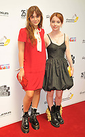 Isabella Pappas and Rosie Day at the South Bank Sky Arts Awards 2021, The Savoy Hotel, the Strand, on Monday 19 July 2021, in London, England, UK. <br /> CAP/CAN<br /> ©CAN/Capital Pictures