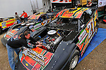 Feb 11, 2010; 5:16:44 PM; Barberville, FL., USA; The UNOH sponsored World of Outlaws event running the 39th Annual DIRTCar Nationals at Volusia Speedway Park.  Mandatory Credit: (thesportswire.net)