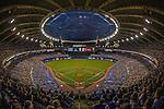 2014-03-28+29 MLB: Mets at Blue Jays Exhibition at Olympic Stadium