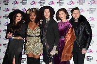 Tatoo Fixers<br /> arriving for the NME Awards 2018 at the Brixton Academy, London<br /> <br /> <br /> ©Ash Knotek  D3376  14/02/2018