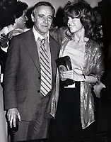 "Jack Lemmon, Jane Fonda 1979<br /> OPENING OF ''The China Syndrome""<br /> <br /> Credit:  John Barrett/PHOTOlink/MediaPunch"