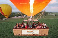 20150114 14 January Hot Air Balloon Cairns