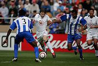 Bobby Convey, Honduras vs USA, March 19, 2005.