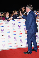 Ed Balls<br /> at the Pride of Britain Awards 2016, Grosvenor House Hotel, London.<br /> <br /> <br /> ©Ash Knotek  D3191  31/10/2016