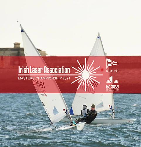 Royal St. George Yacht Club hosts the Irish Laser Masters on June 12-13