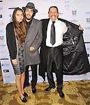 Mia Brita,Gilbert Trejo and Danny Trejo attends The 14th Annual Impact Awards Gala held at The Beverly Wilshire Hotel in Beverly Hills, California on February 25,2011                                                                               © 2010 DVS / Hollywood Press Agency