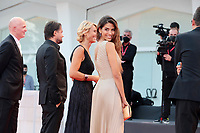 """VENICE, ITALY - SEPTEMBER 10: Ariadna Romero walks the red carpet ahead of the movie """"Nuevo Orden"""" (New Order) at the 77th Venice Film Festival on September 10, 2020 in Venice, Italy. <br /> CAP/MPI/AF<br /> ©AF/MPI/Capital Pictures"""