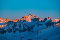 Mills Peak, California