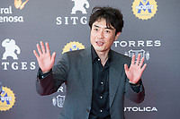 "Ryu Seung-wan attends to red carpet before the projection of film 'The Shape of Water"" during Sitges Film Festival in Barcelona, Spain October 05, 2017. (ALTERPHOTOS/Borja B.Hojas) /NortePhoto.com /NortePhoto.com"