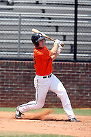 July 9, 2009:  Matt Lipka, one of many top prospects in action, taking part in the World Wood Bat Association National Championships at East Cobb Baseball Fields in Greater Atlanta, GA.  Photo By David Stoner / Four Seam Images