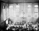 Frederick Stone negative. Kretchman trial. Undated photo.