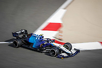 06 LATIFI Nicholas (can), Williams Racing F1 FW43B, action during Formula 1 Gulf Air Bahrain Grand Prix 2021 from March 26 to 28, 2021 on the Bahrain International Circuit, in Sakhir, Bahrain <br /> 26/03/2021 <br /> Formula 1 Gp Bahrein <br /> Photo DPPI/Panoramic/Insidefoto <br /> Italy Only <br /> 26/03/2021 <br /> Formula 1 Gp Bahrein <br /> Photo DPPI/Panoramic/Insidefoto <br /> Italy Only