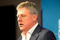 25-05-2021: Basketbal: Presentatie Trainer Donar: Groningen,manager technische zaken Martin de Vries
