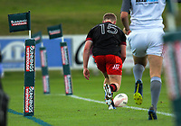 Action from the 2021 Bunnings Super Rugby Aotearoa Under-20 rugby match between the Chiefs and Crusaders at Owen Delaney Park in Taupo, New Zealand on Tuesday, 14 April 2021. Photo: Dave Lintott / lintottphoto.co.nz