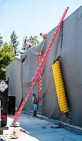 Termite Tenting 24-Unit complex
